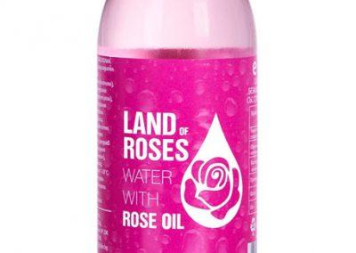 Вода с розово масло