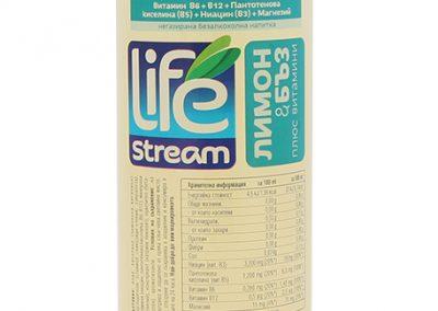Води с витамини и минерали  Life stream