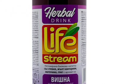 Life Stream Herbal Cherry