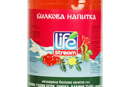 Life Stream Herbal Raspberry