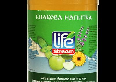 Life Stream Herbal Зелена ябълка